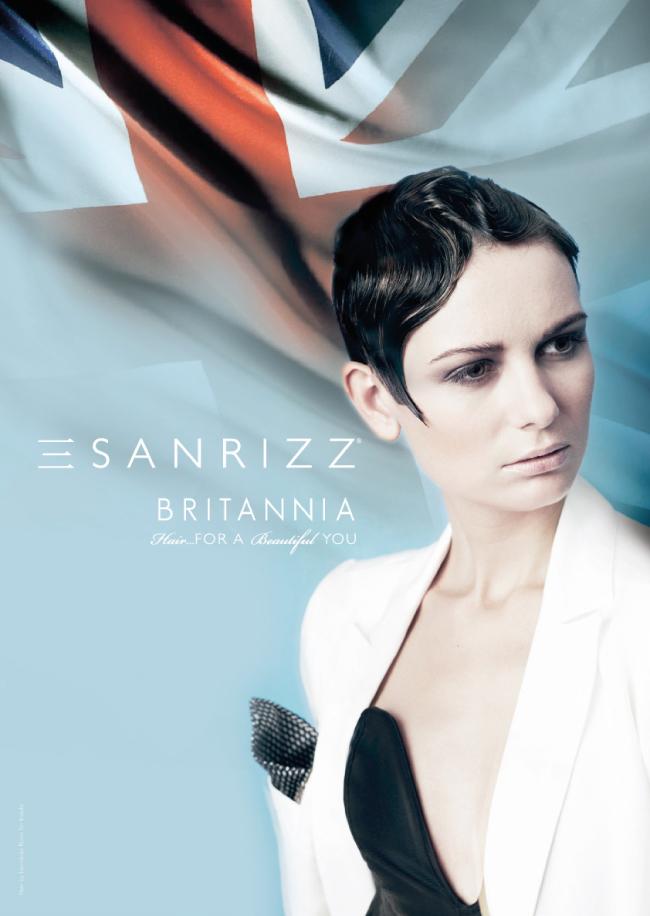 Sanrizz Britannia Banner Design
