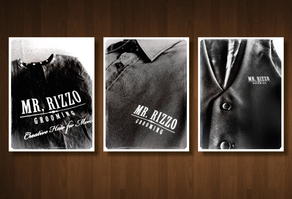 Mr Rizzo Grooming Staff Uniform