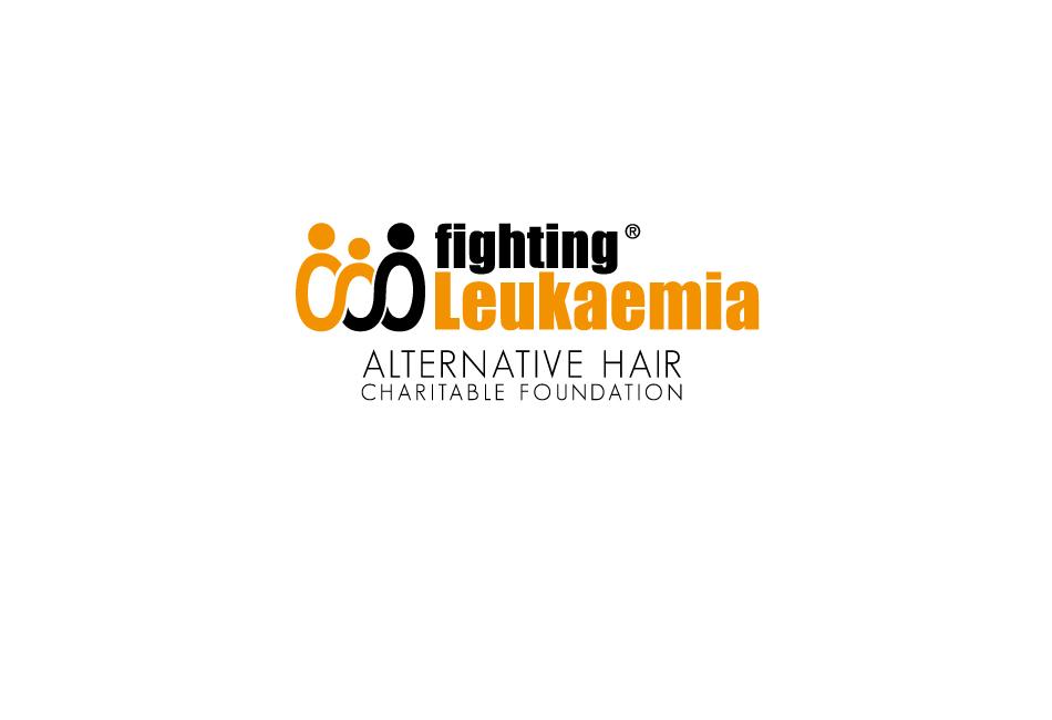 A fighting Leukaemia Logo Design