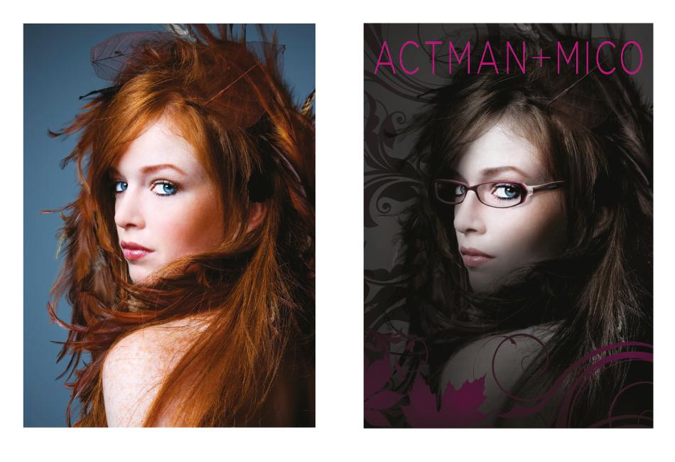 AM Banner Design Photo Manipulation