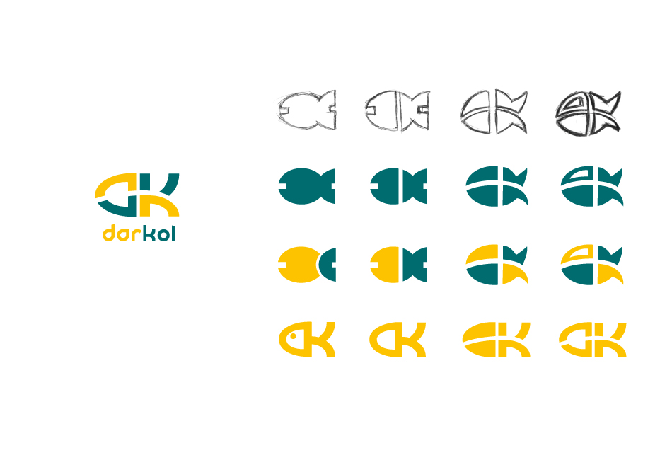 DK Logo Design