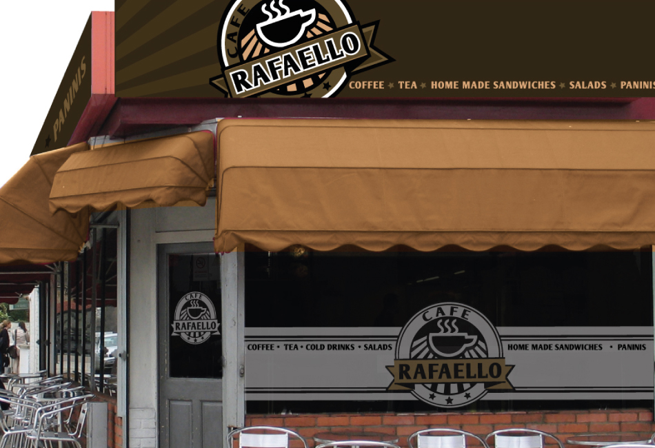 Rafaello Front Shop Design