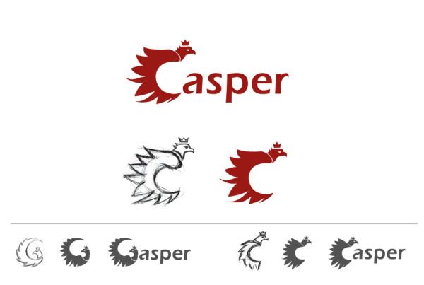 Casper Logo Design