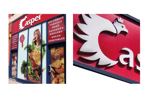 Casper Shop Front