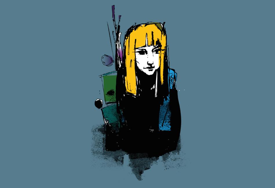 Illustration Girl 01