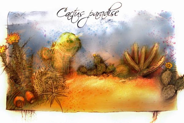 Cactus Paradise